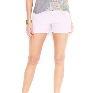 Lucky Brand The Cut Off Lavender Shorts
